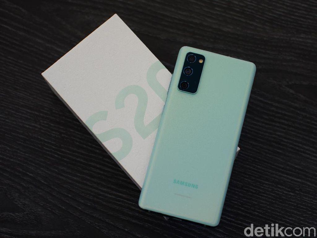 Samsung Mau Rilis Galaxy S21 FE?