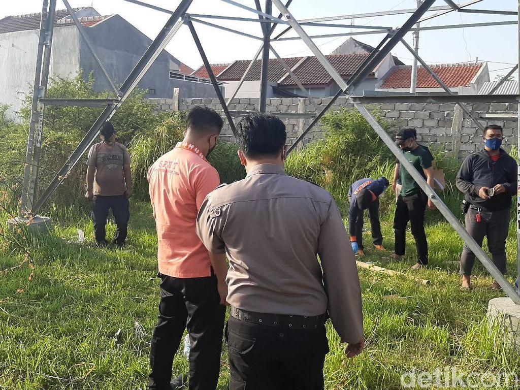 Seorang Pria Ditemukan Tewas Gantung Diri di SUTET Kota Probolinggo