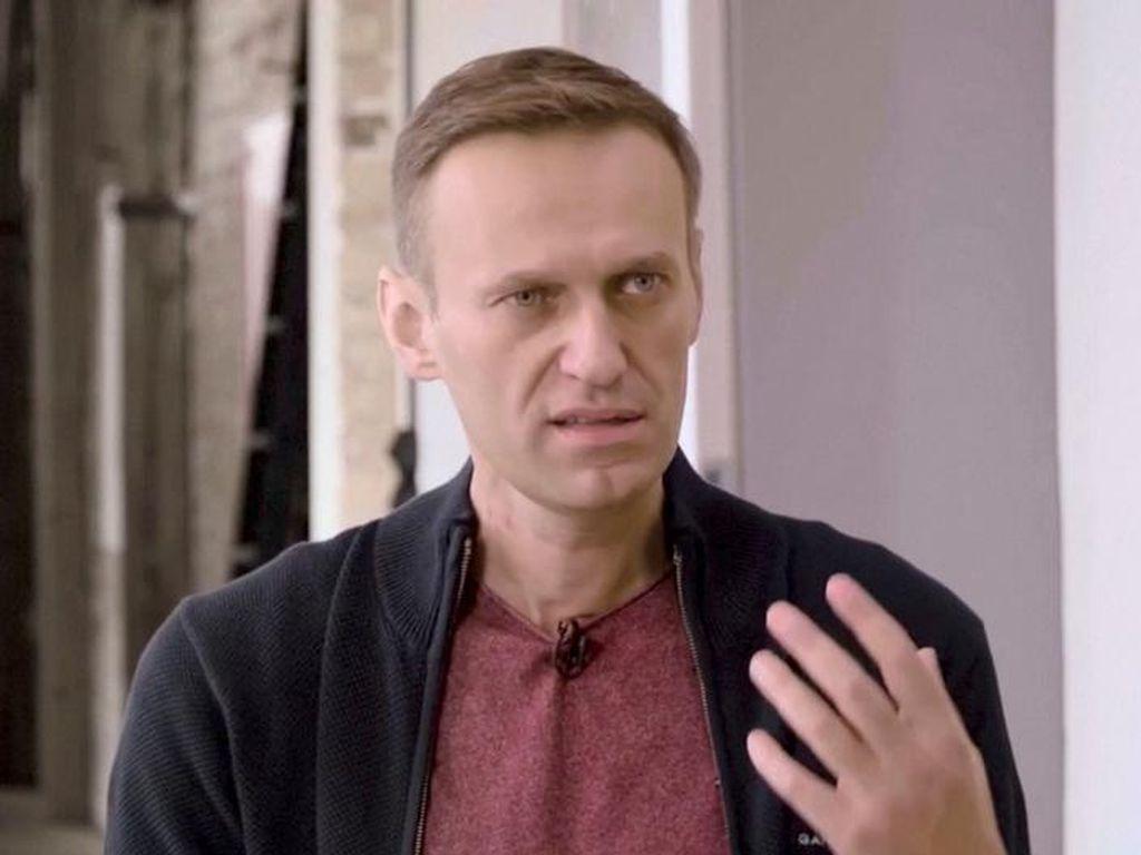 Jerman, Prancis dan Inggris Ancam Sanksi Rusia Atas Peracunan Navalny