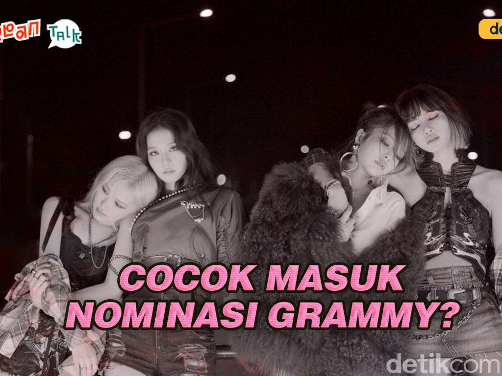 K-Talk Ep 51: BLACKPINK The Album Layak Dapat Nominasi Grammy?