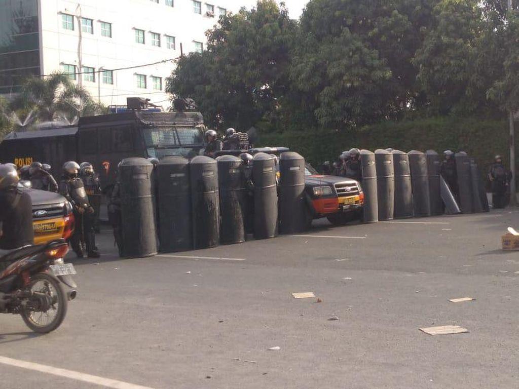 Selain Medan, Ini 3 Lokasi Demo Ricuh di Sumut Kemarin