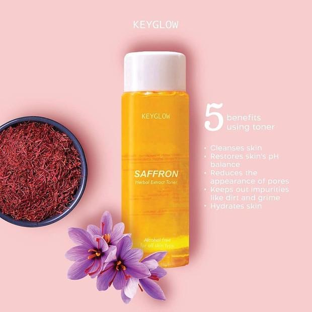 Skincare Bunga Saffron