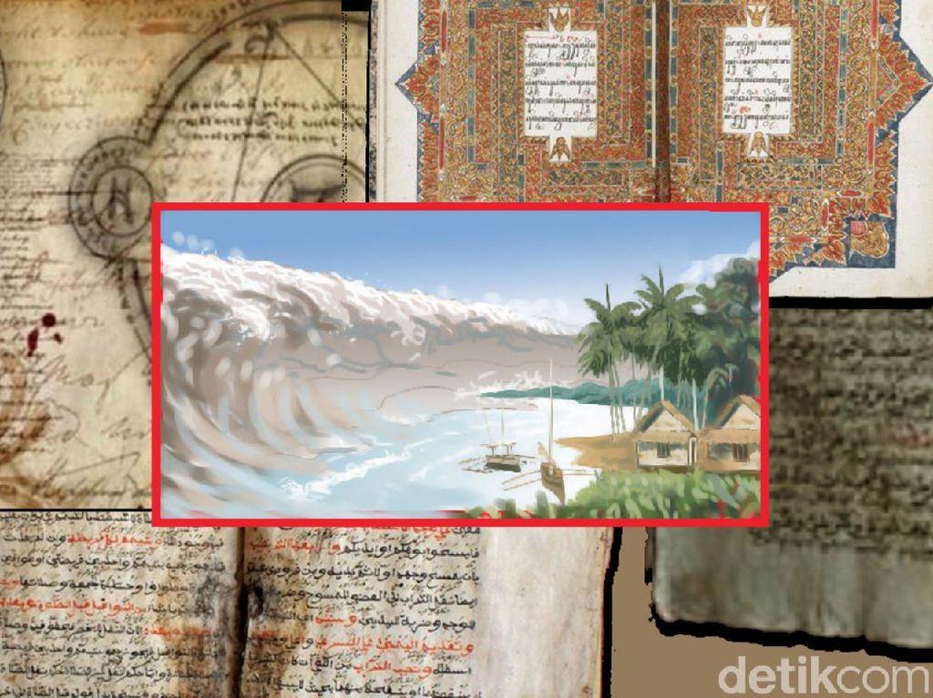 Jejak Mitigasi Tsunami dalam Manuskrip Kuno