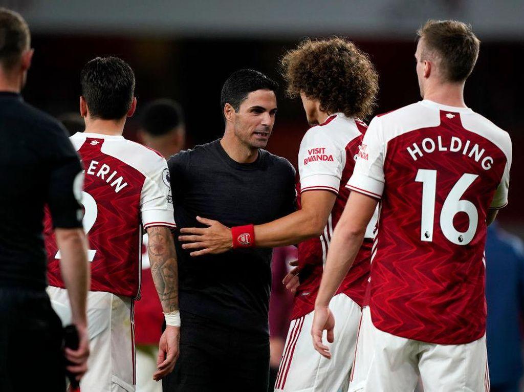 Arsenal Tak Mau Mubazir