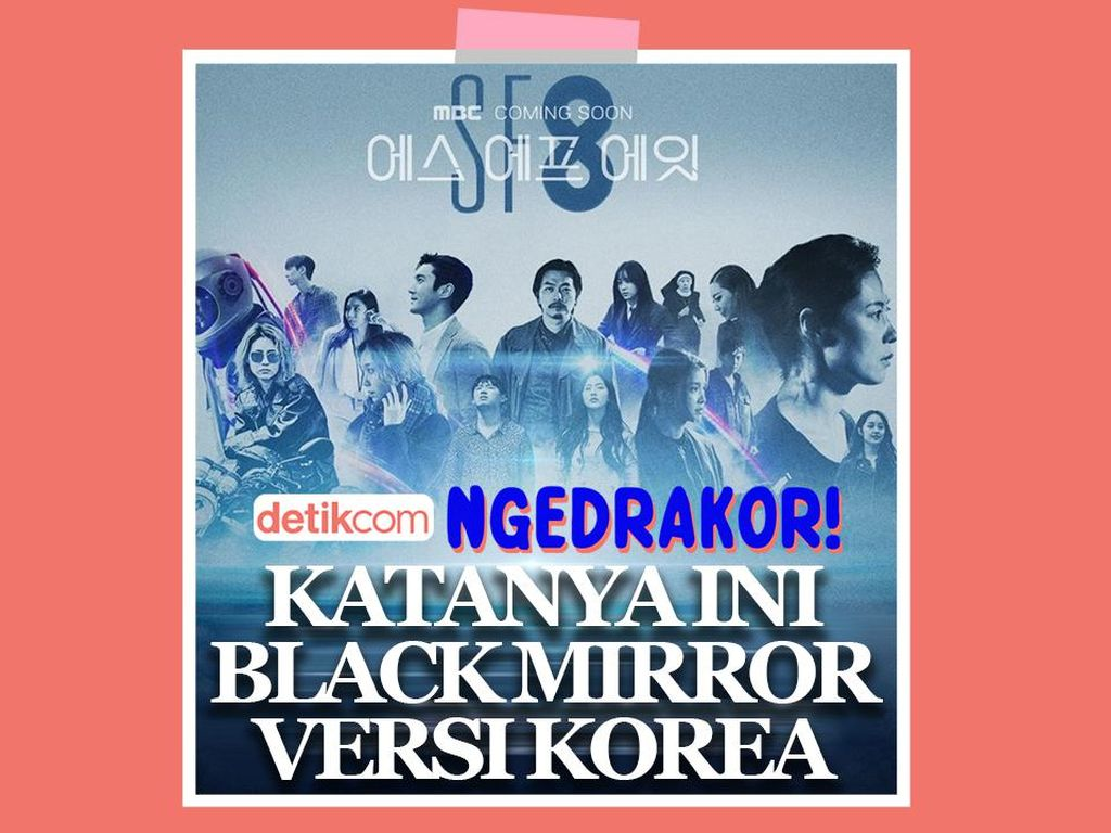 Podcast ngedrakor!: SF8 Katanya Black Mirror Versi Korea