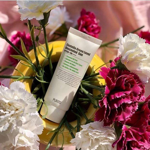 Klaim produk dan hasil yang diberikan oleh produk sunscreen PURITO.