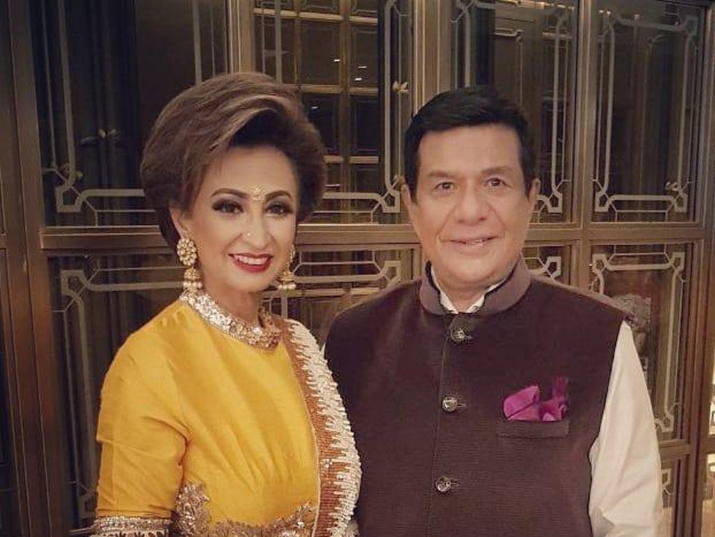 Raam Punjabi dan Istri Positif Corona, Dirawat di RS