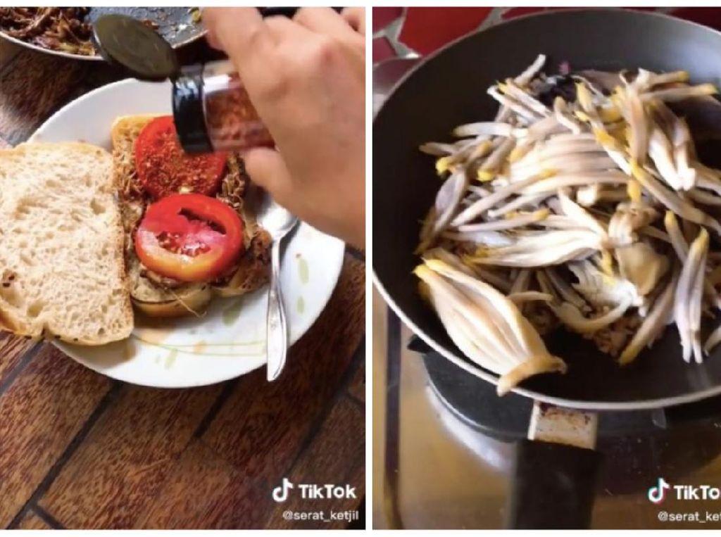 Ini Resep Babi Halal ala Netizen TikTok Pakai Jantung Pisang
