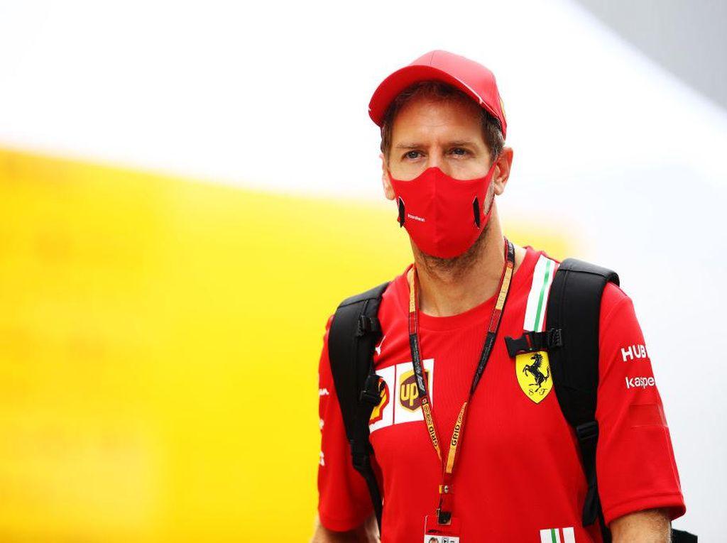 Vettel Akui Dirinya Gagal Bersama Ferrari