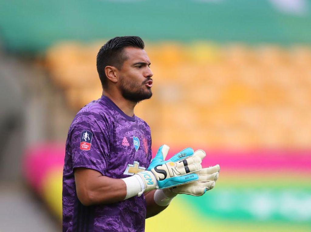 Terbuang dari MU, Romero Siap Hijrah ke MLS