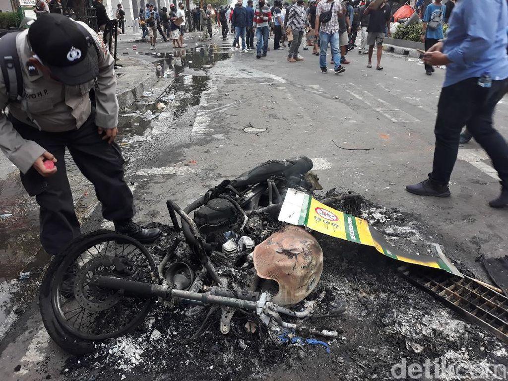 Massa Demo Dipukul Mundur, Begini Suasana Terkini Jalan Malioboro