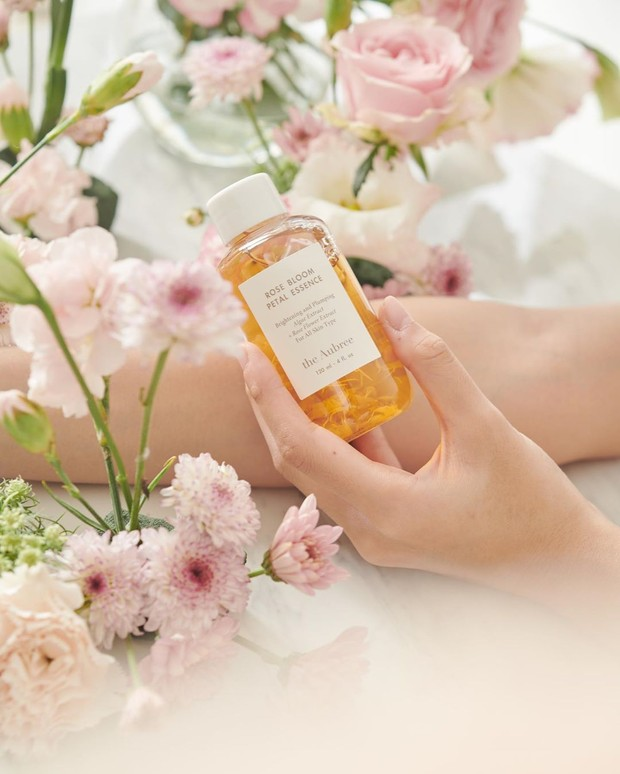 Skincare Bunga Mawar