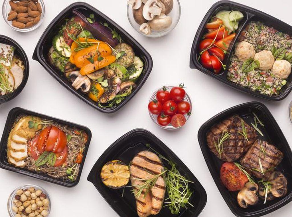 5 Tips Agar Pesanan Makanan Online dari Restoran Lebih Sehat