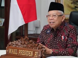 Maruf Amin: IDI Bukan Sekadar Organisasi, Tapi Representasi Perjuangan