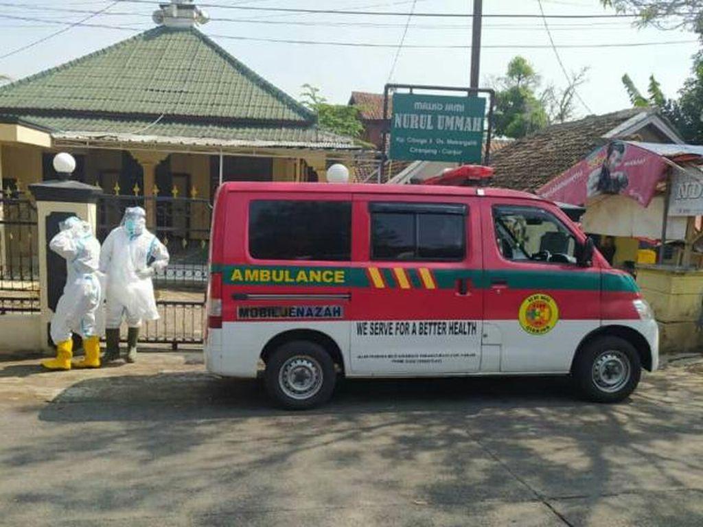 Miris! Pemakaman Jenazah Positif COVID-19 Ditolak Warga di Cianjur