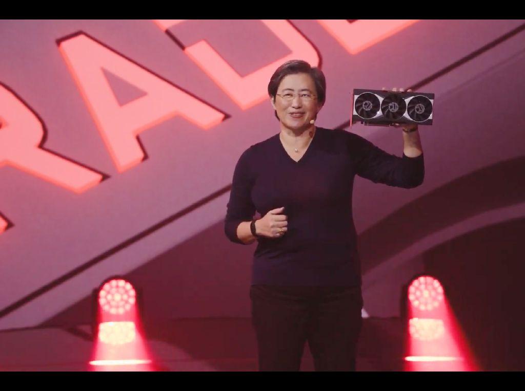 RX 6000 Bakal Jadi GPU Gaming Terkencang dari AMD