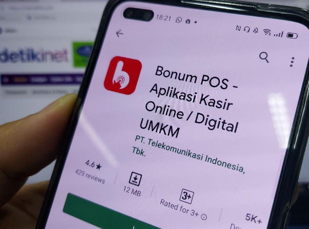 Bonum, Layanan Kasir Digital Gratis Permudah Bisnis UKM