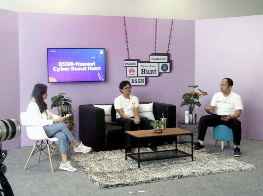 BSSN Gelar Talkshow untuk Mahasiswa