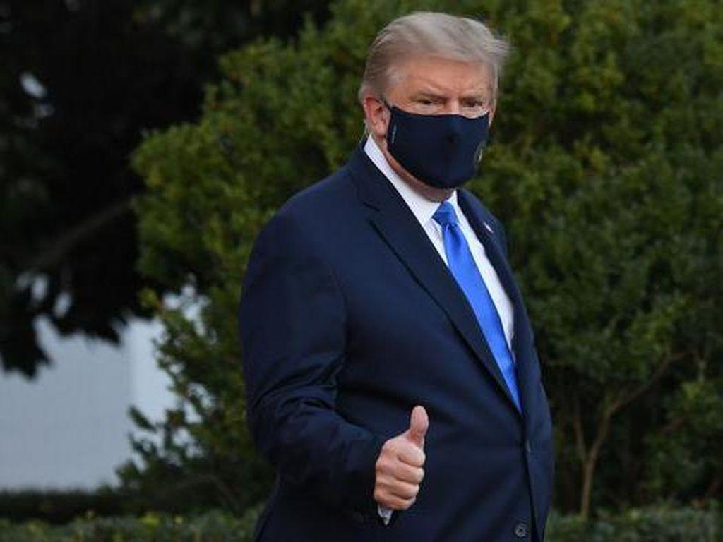 Trump Komentari WHO yang Tak Sarankan Lockdown, Ada Wabah Norovirus di China