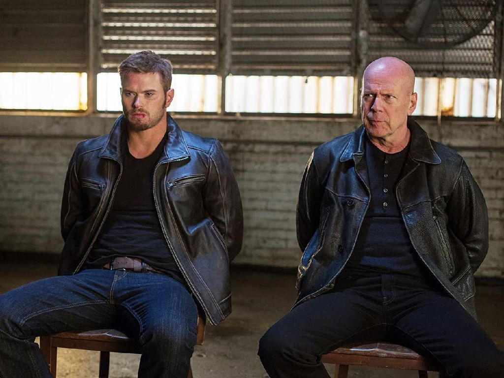Sinopsis Extraction, Aksi Bruce Willis dan Kellan Lutz
