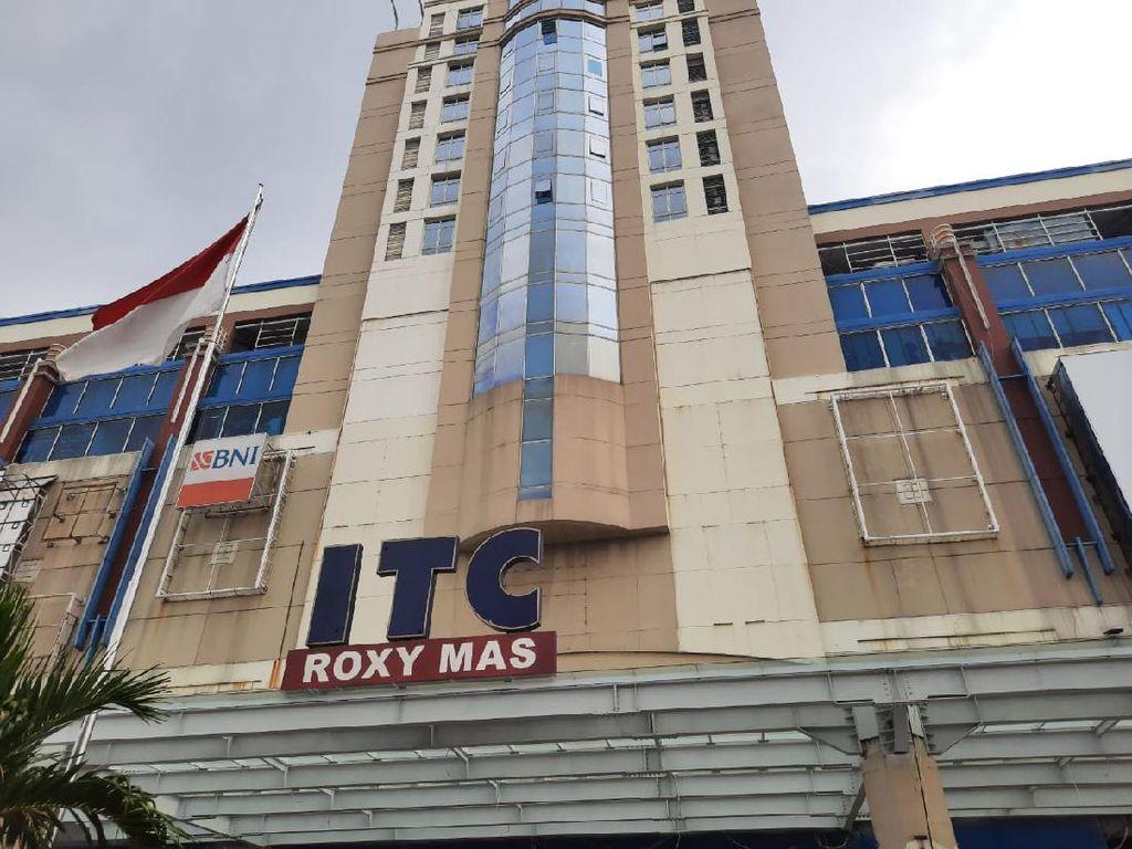 Menangis, Perekam Video ITC Roxy Mas yang Diviralkan Dijarah Minta Maaf