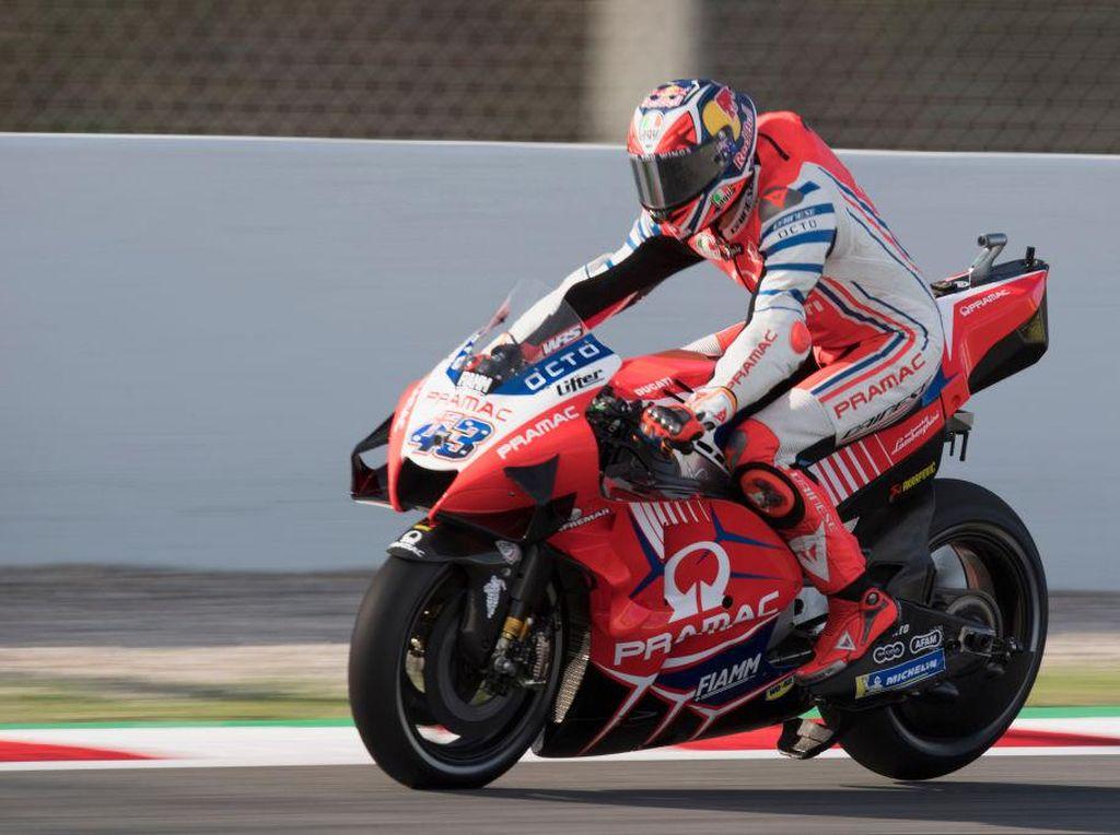 Free Practice II MotoGP Prancis: Jack Miller Paling Cepat