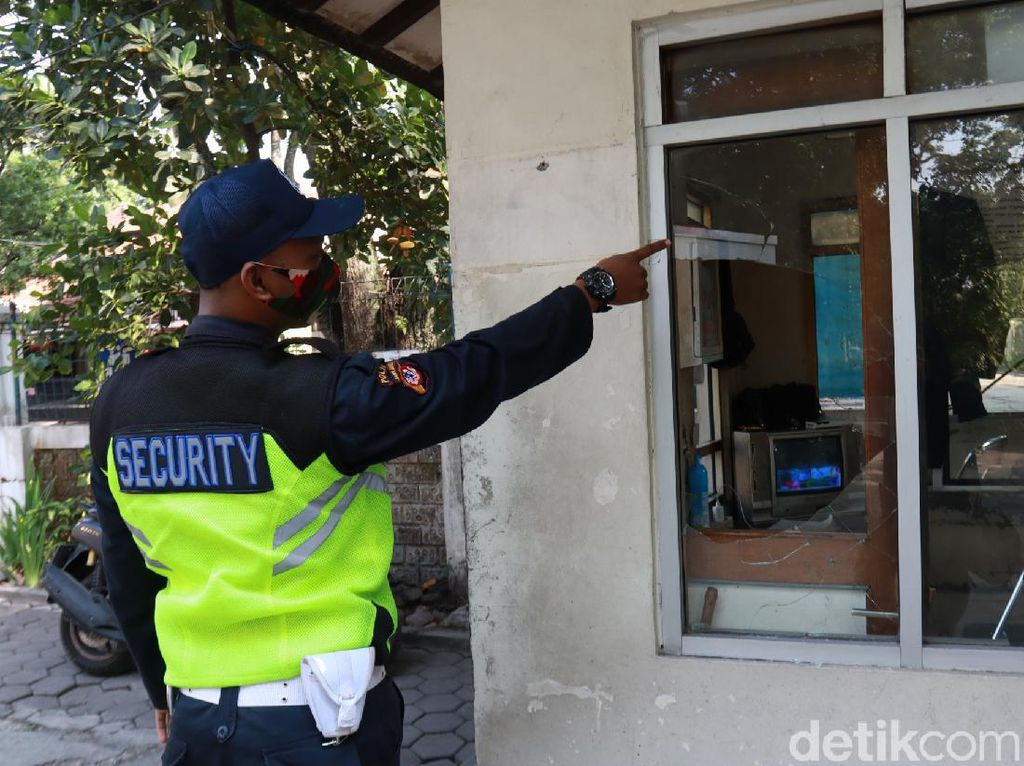 Kampus Dirusak Oknum Polisi, KBM Unisba Desak Polrestabes Bandung Minta Maaf