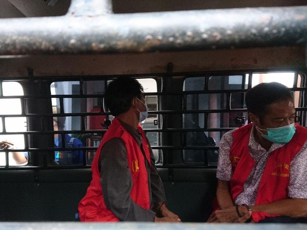 Kejati Banten Tahan Eks Kadis PU Cilegon Tersangka Korupsi Proyek JLS