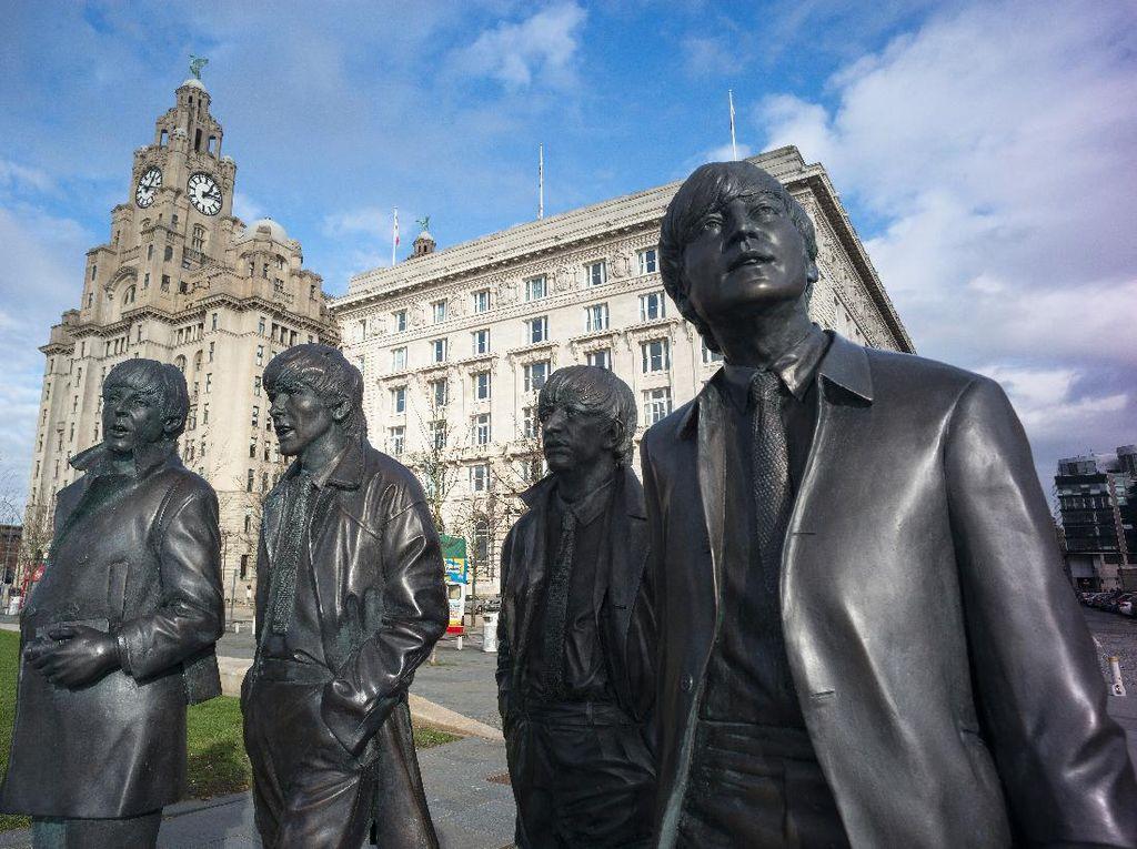 Gegara Stadion Everton, Liverpool Dicoret dari Daftar Warisan Dunia UNESCO