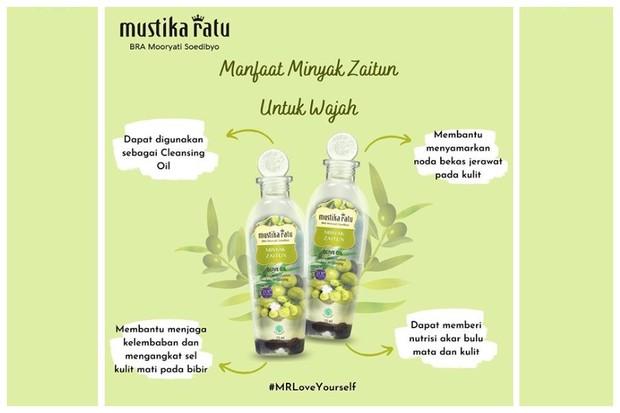 Mustika Ratu brand skincare lokal