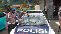 Polrestabes Surabaya Amankan 253 Pendemo Omnibus Law, 216 Pelajar 13 Mahasiswa