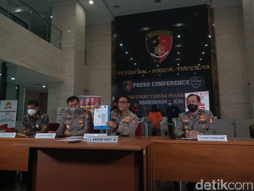 Video Admin STM Se-Jabodetabek Dibekuk Terkait Provokasi Demo Ricuh