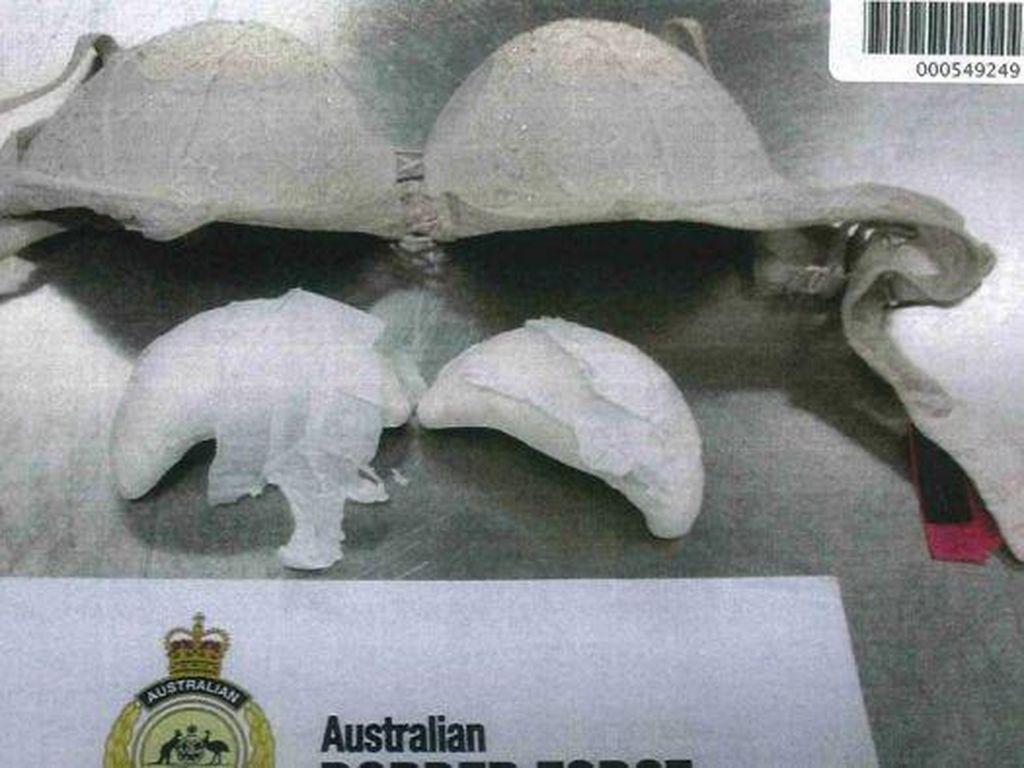 Pramugari Malindo Air Selundupkan Heroin di Bra dan Celana Dalam