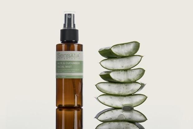 Sensatia Botanicals brand skincare lokal