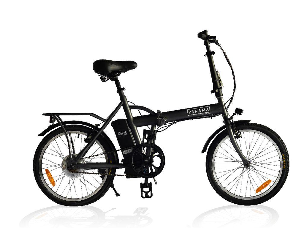 Sepeda Listrik Lipat Viar Bisa Melaju 30 km Tanpa Digowes
