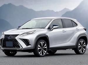 Toyota Yaris Cross Versi Lexus, Beginikah Penampakannya?