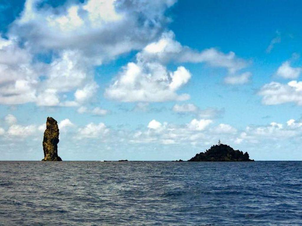 Potret Pulau Pemantik Gairah di Italia