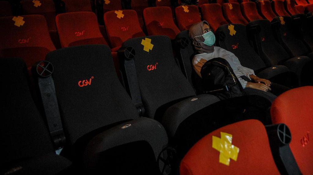 Tahu Nggak, Bioskop di Bandung Sudah Buka Lho
