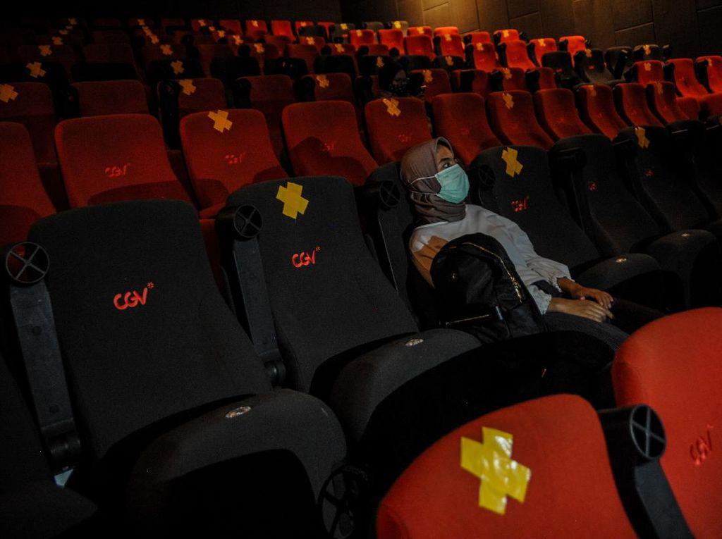 DKI PSBB Transisi, Akhirnya Bioskop Boleh Buka Lagi