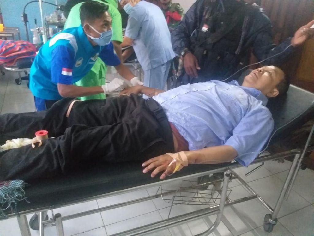 Situasi Mencekam Saat KKB Serang TGPF Penembakan Pendeta di Papua
