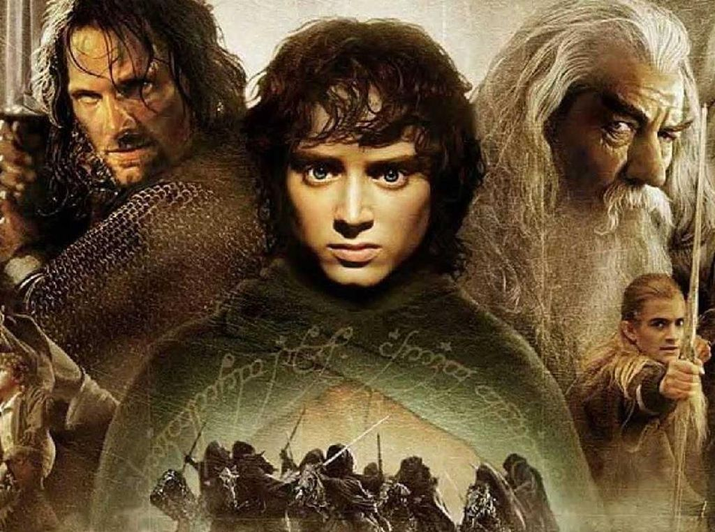 Latar Serial Lord of the Rings Ribuan Tahun Sebelum Versi Film