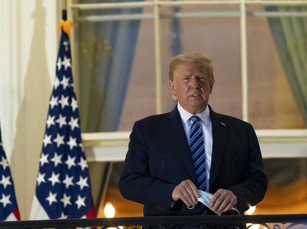 Mau Diperiksa soal Kasus Pajak, Trump Minta Perlindungan MA