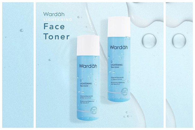 Wardah brand skincare lokal