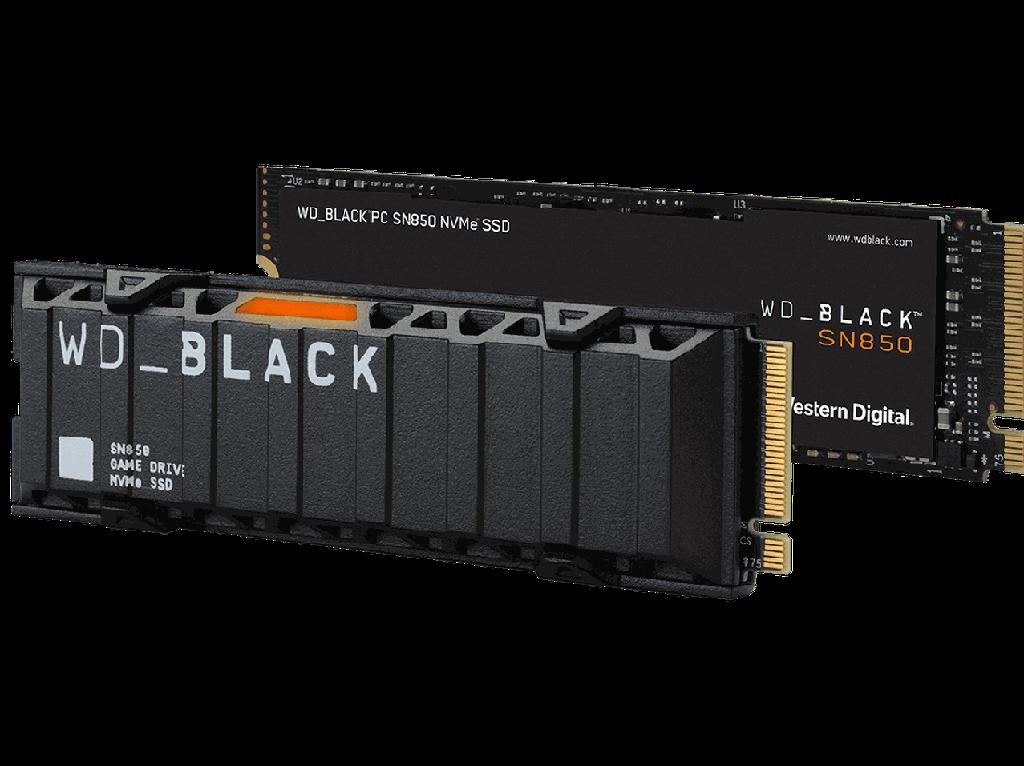 Western Digital Sebar SSD Anyar Super Kencang, Cocok untuk PS5?