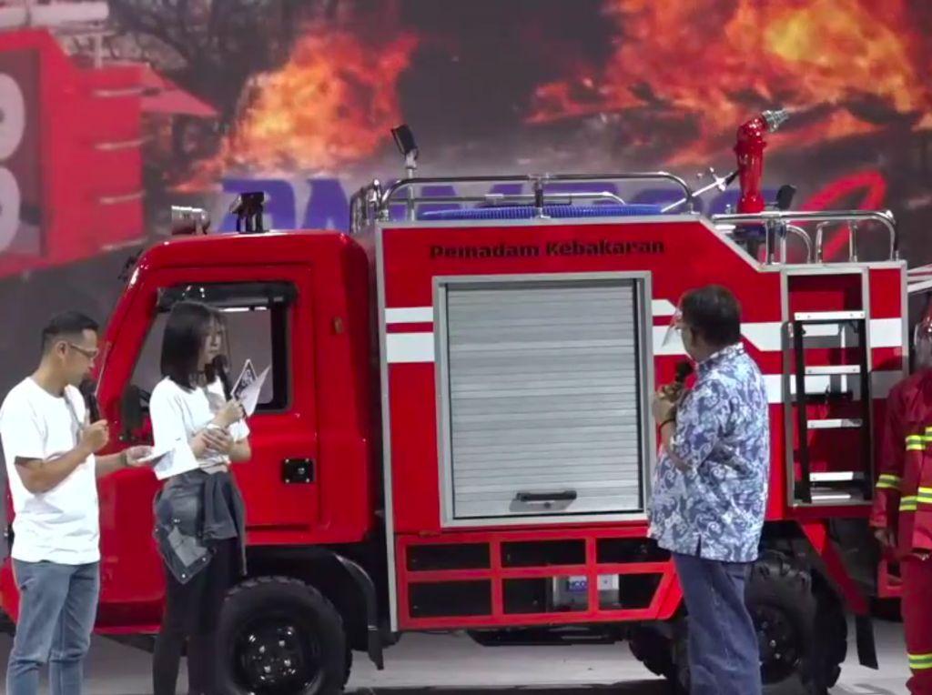 Mobil Desa Versi Pemadam Kebakaran Meluncur di IMX 2020
