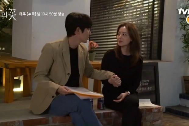 Baek Hee Sung dan Cha Ji Won