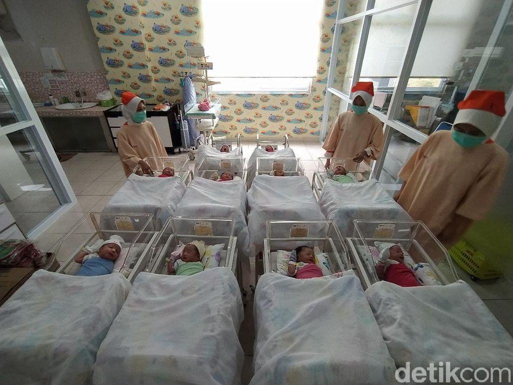 12 Bayi di Cirebon Lahir di Tanggal Cantik 10-10-2020