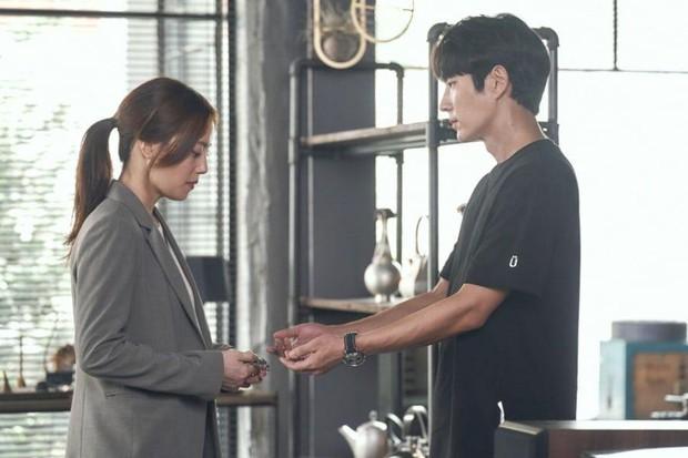 Cha Ji Won dan Baek Hee Sung