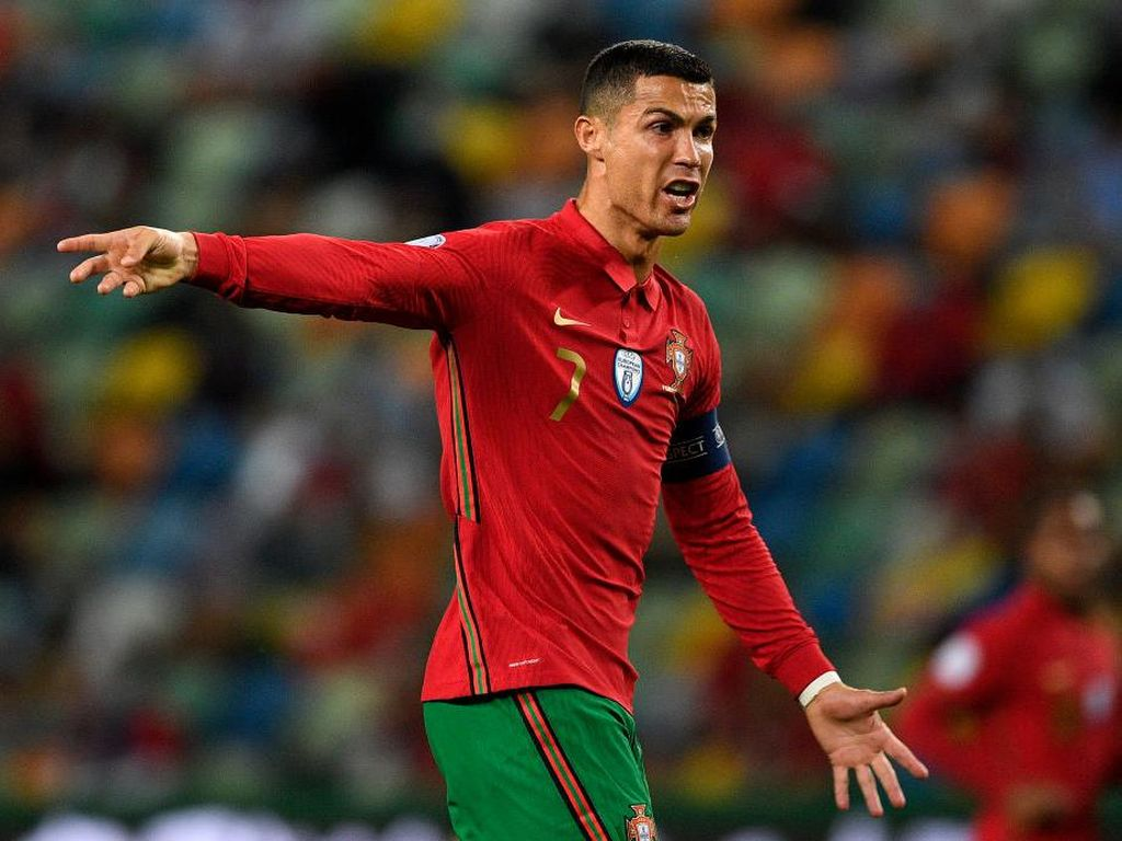 Cristiano Ronaldo Sendiri Bingung Bisa Positif Corona