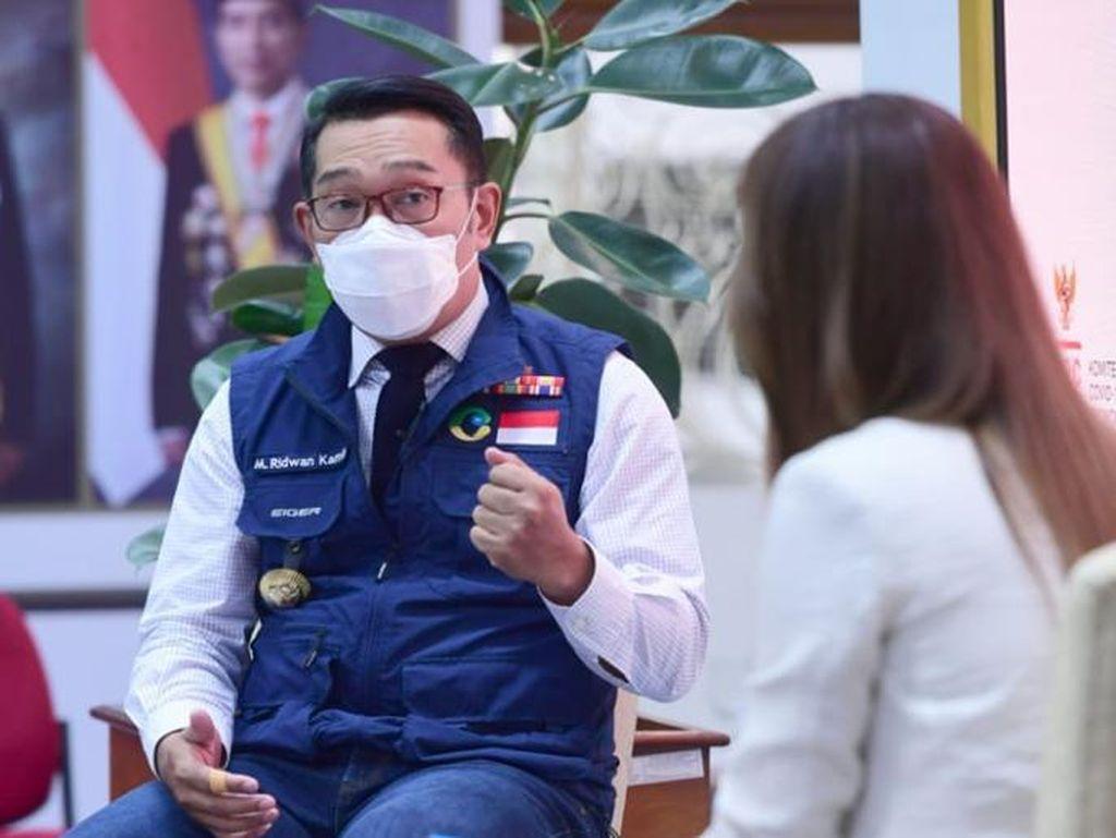 Misteri Sapaan Sehat Kang Annisa Yudhoyono ke Ridwan Kamil yang Tak Terbalas
